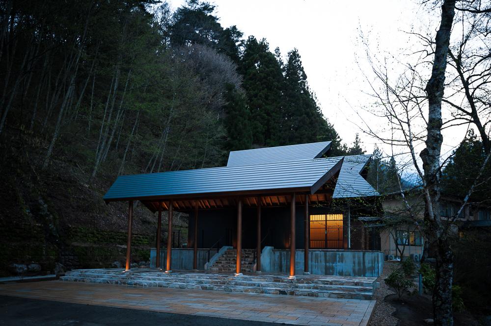 駒ヶ根高原 季澄香 外観 トキスミカ