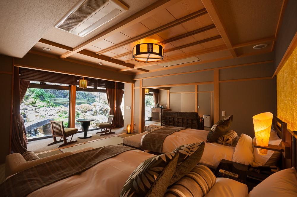 駒ヶ根高原 季澄香(トキスミカ) 客室 ベッドルーム